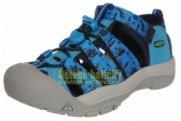 KEEN Newport H2 vivid blue/katydid 1025062 1025076