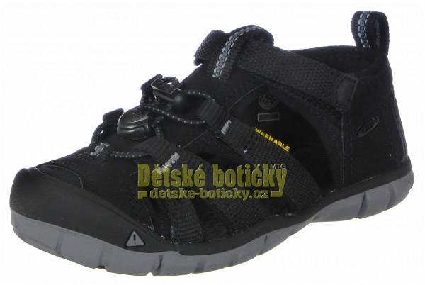 Keen Seacamp II CNX black/steel grey 1020670 1020690