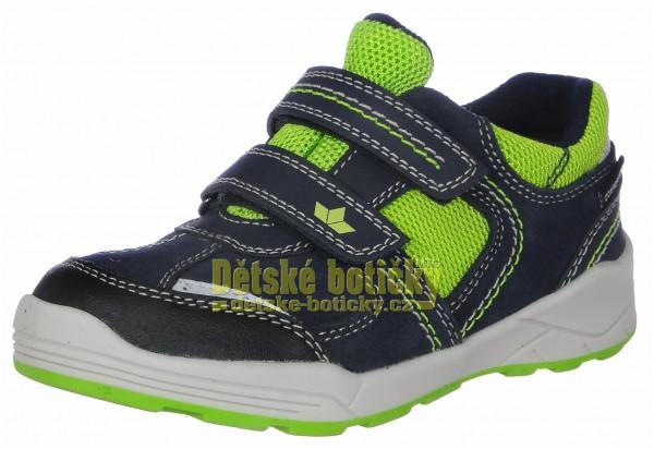 Lico 530905 Ashoka V marine/lemon