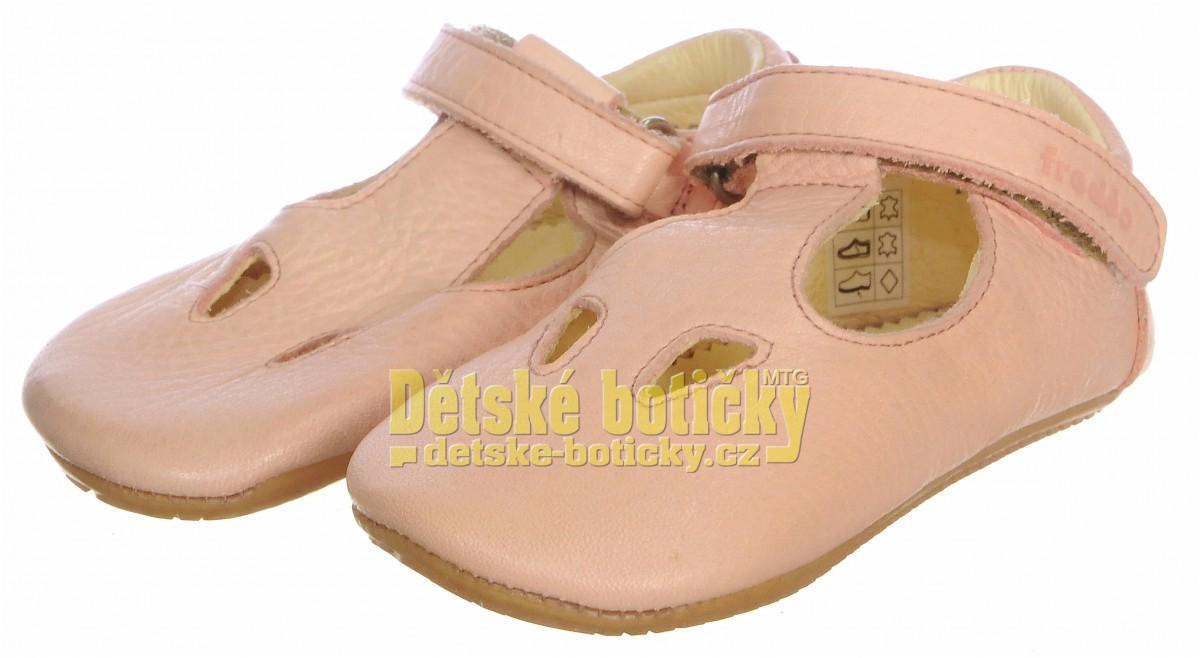 Froddo G1130006-1 pink Výprodej