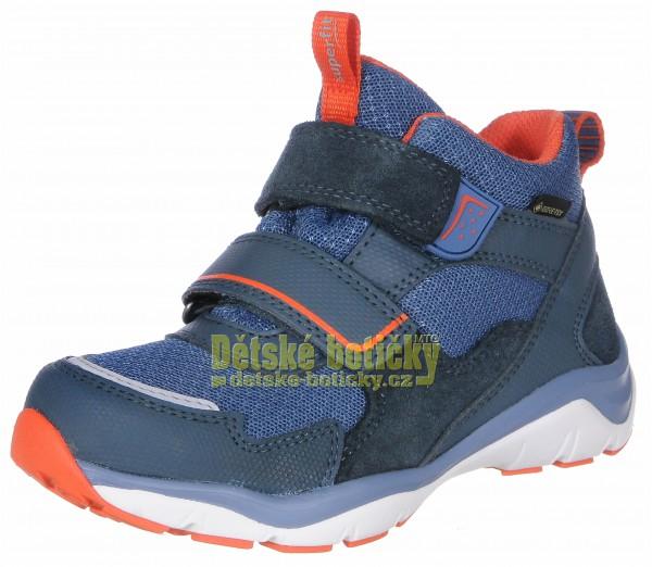 Superfit 1-000246-8010 Sport5 blau/rot