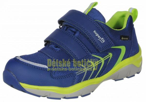 Superfit 1-000244-8030 Sport5 blau/grun