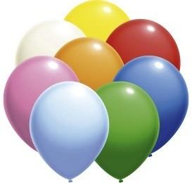 Balónky dívčí mix 20 ks