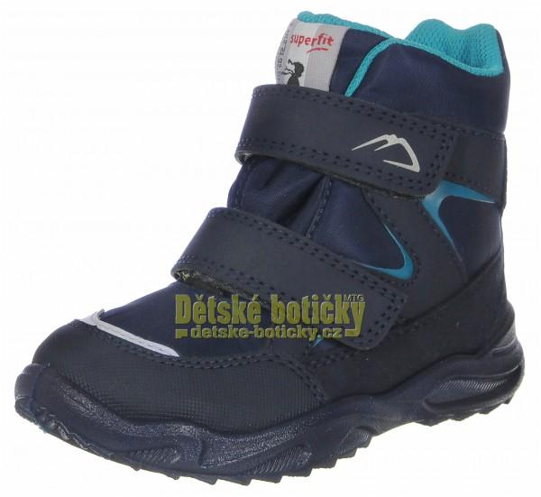 Superfit 1-009221-8000 Glacier blau/grun