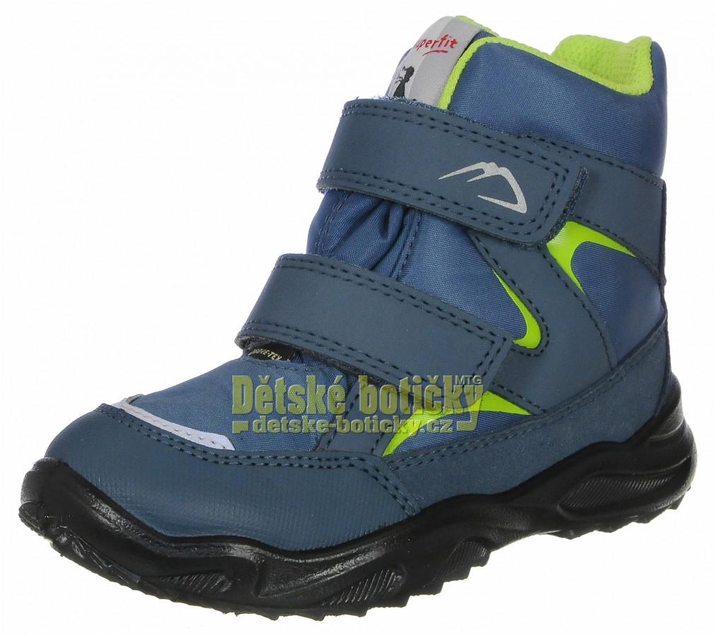 Superfit 1-009221-8010 Glacier blau/grun