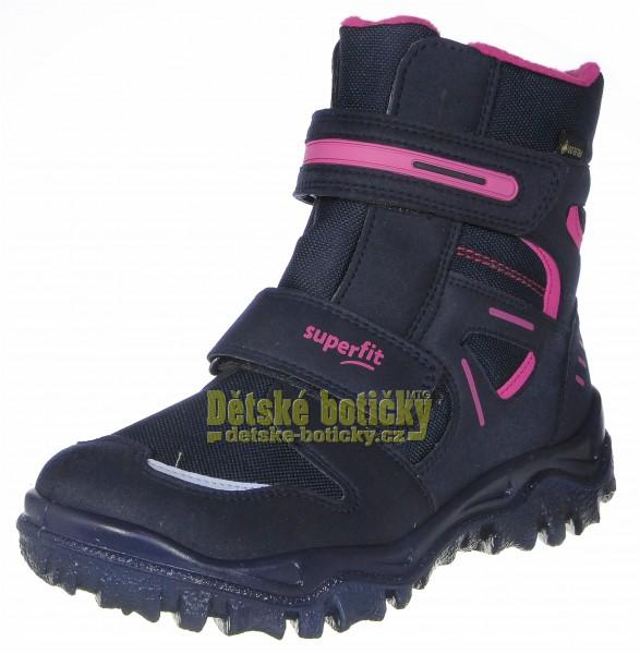Superfit 1-809080-8020 Husky2 blau/rosa