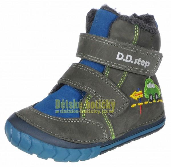 D.D.step W029-645B dark grey