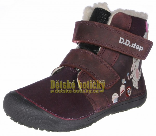 D.D.step W063-422 raspberry
