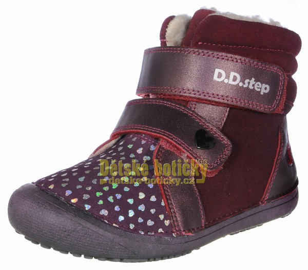 D.D.step W063-829 raspberry