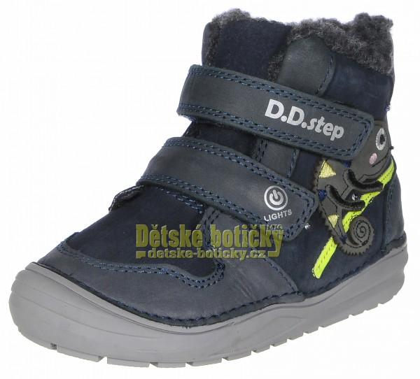 D.D.step W071-180 royal blue