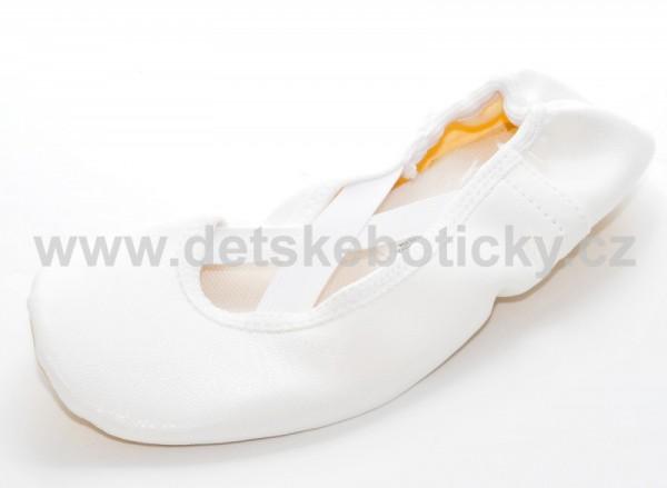 Fotogalerie: Tango baletka bílá