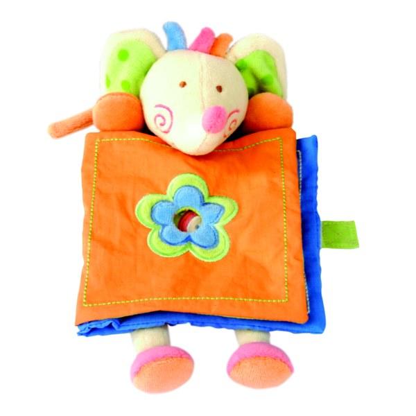 Bino 86461 - První knížka pro miminka (slon)