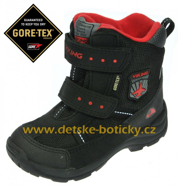 Viking 3-82010-210 BLK/Red