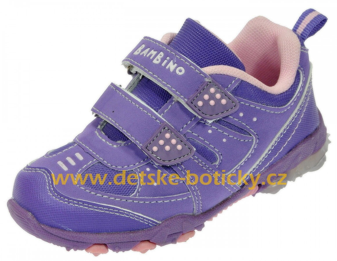 Obutex J011030 purple/pink