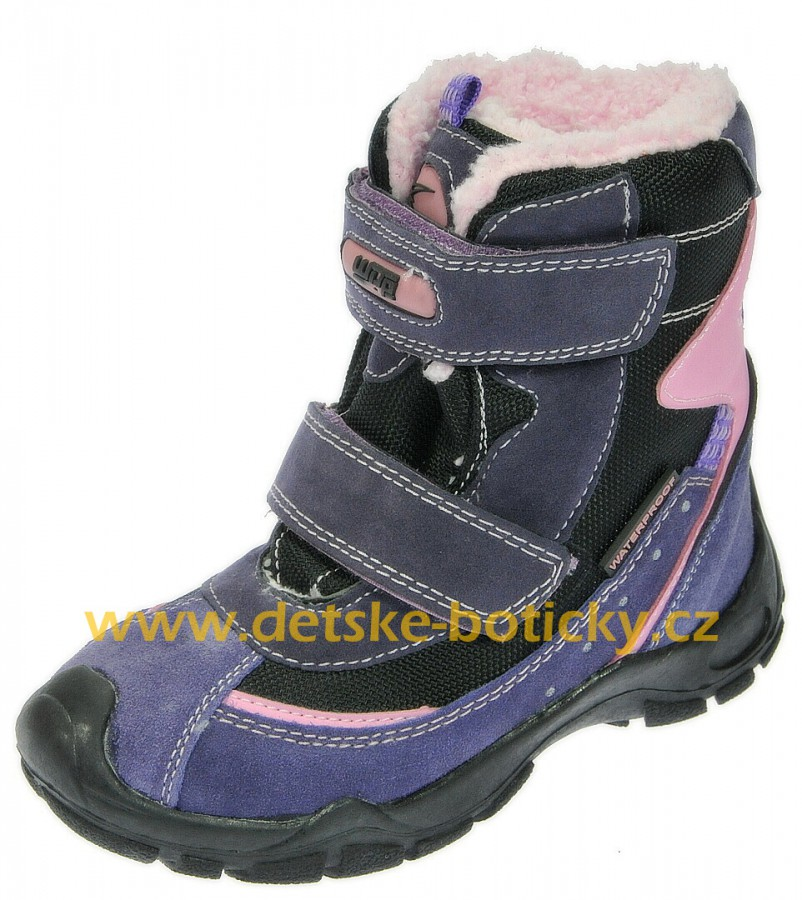 Obutex V211012A purple/pink