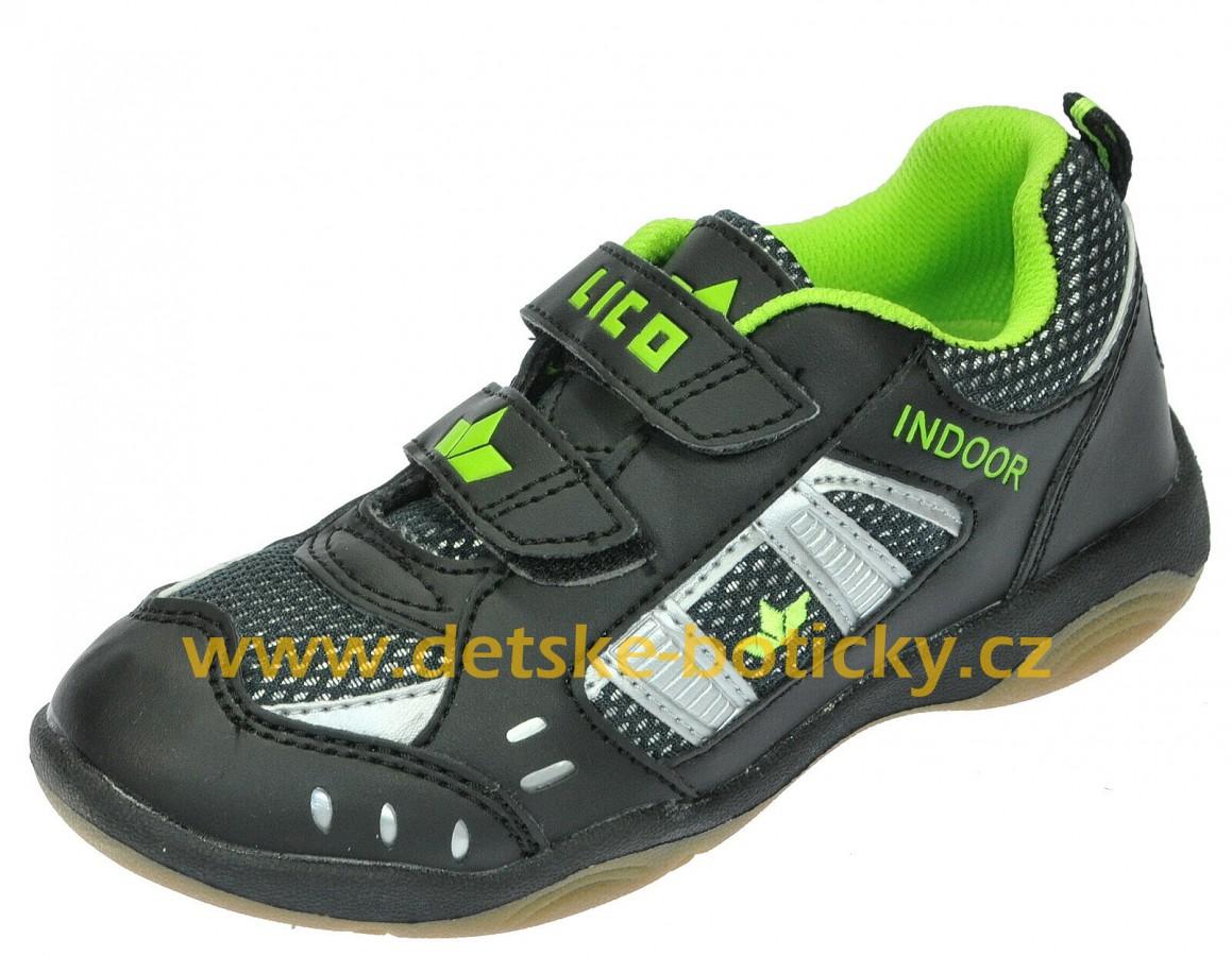 Lico 360329 schwarz/gruen
