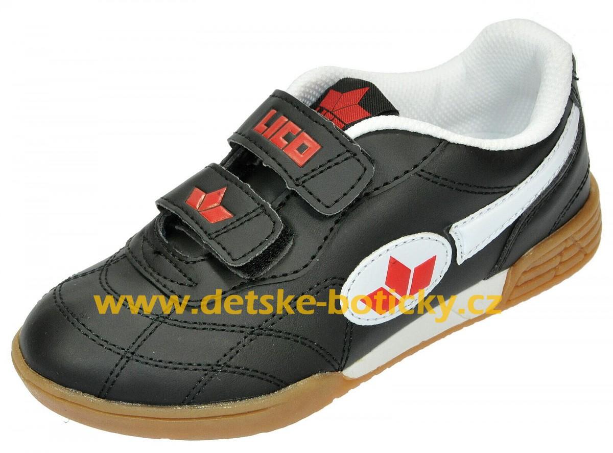 Lico 360216 schwarz/weis