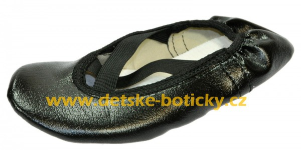 Tango baletka černá