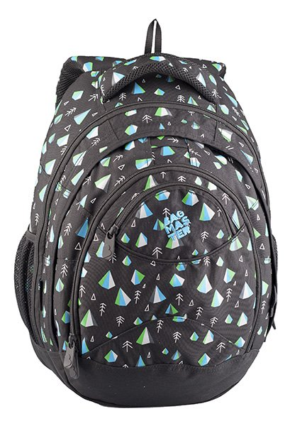 Bagmaster Nie 18 A Black/Blue/Green
