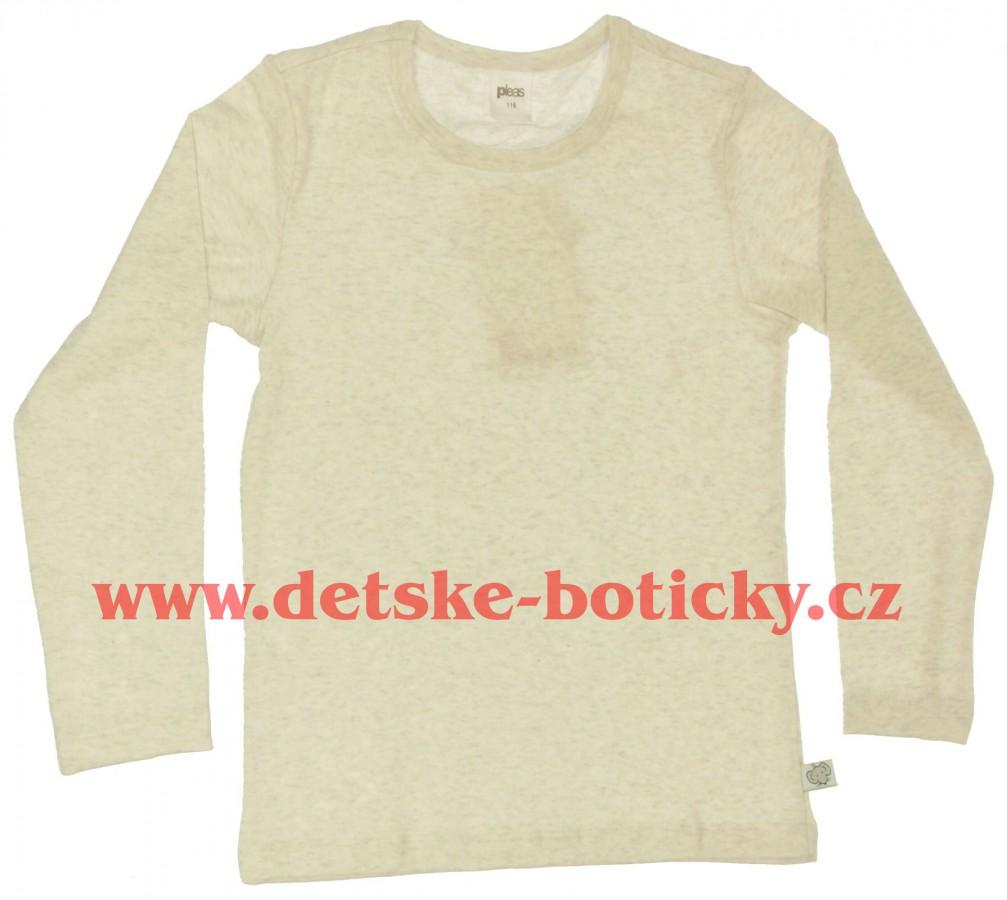Pleas 136376-101 nátělník 1/1 bílé melé
