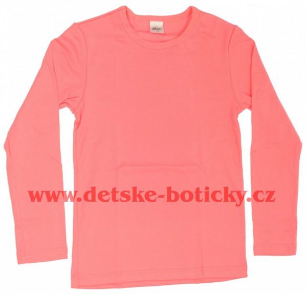 Pleas 136377-504 nátělník 1/1 světle růžová
