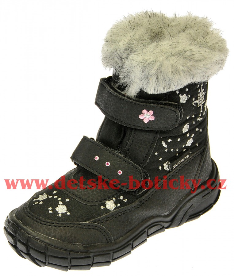 EB Brütting 691043 silvermoon kids V schwarz/rosa