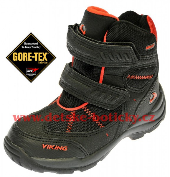 Viking 3-83000-231 toasty GTX blk/orange
