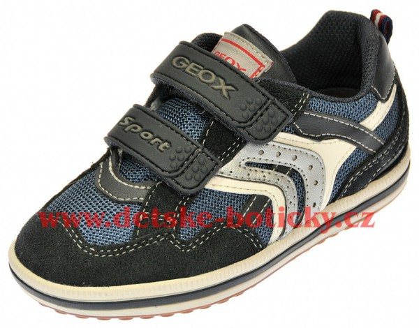 Geox J11A4L 01122 C0735 navy/red