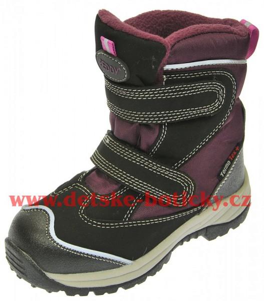 Peddy PR-531-25-19 fialová/černá