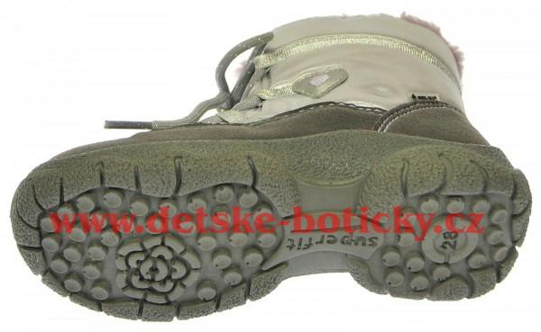 Fotogalerie: Superfit 1-00061-06 stone kombi stříbrná