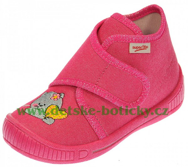 Superfit 2-00253-64 pink kombi