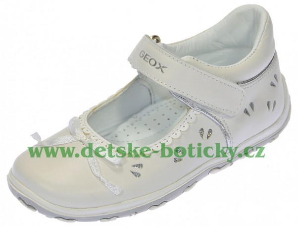 Geox B32E6B 00085 C0007 white/silver