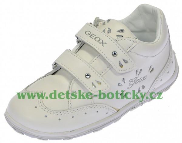 Geox B32E6C 00085 C0007 white/silver