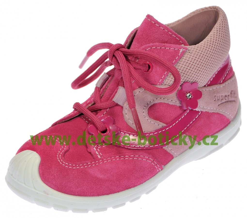 Superfit 2-00324-64 pink kombi