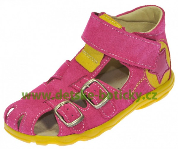 Richter 2102 325 3503 fuchsia/lemon