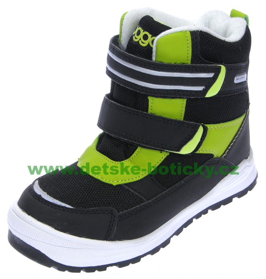 Bugga B082 black green