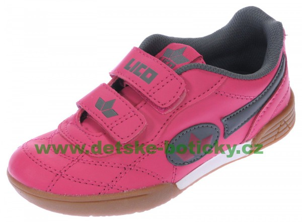 Lico 360426 Bernie V  pink/grau