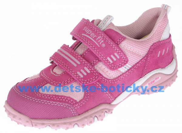Superfit 4-00233-64 pink kombi