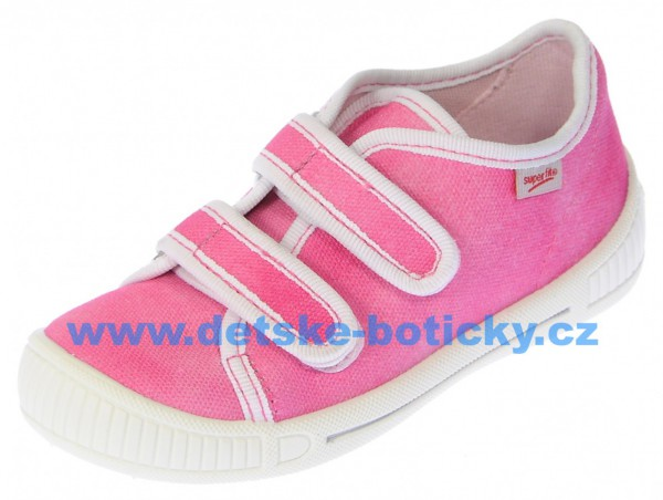 Superfit 4-00245-64 pink kombi