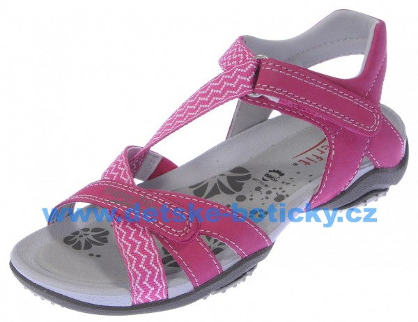 Superfit 4-00161-64 pink kombi
