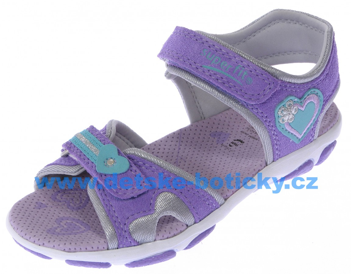 Superfit 4-00128-76 lila