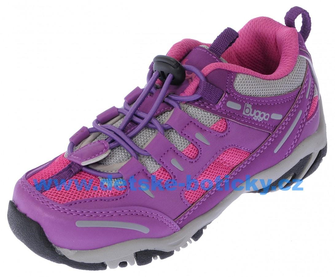 Bugga B035 violet/fuxia