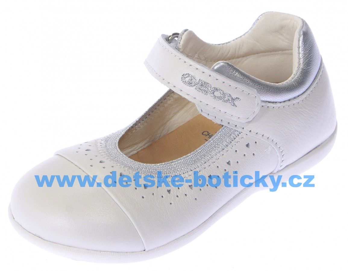 Geox B5226B 00044 C1000 white