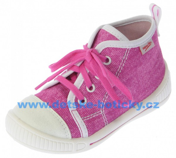 Superfit 4-00249-64 pink kombi