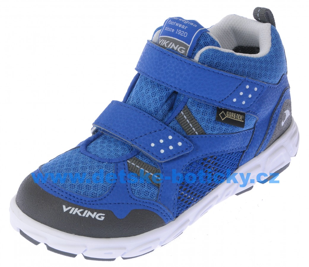 Viking 3-44305-3401 hobbit mid GTX aqua/white