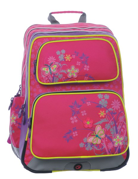 Fotogalerie: Bagmaster GOTSCHY 0115 B PINK/FLOWERS