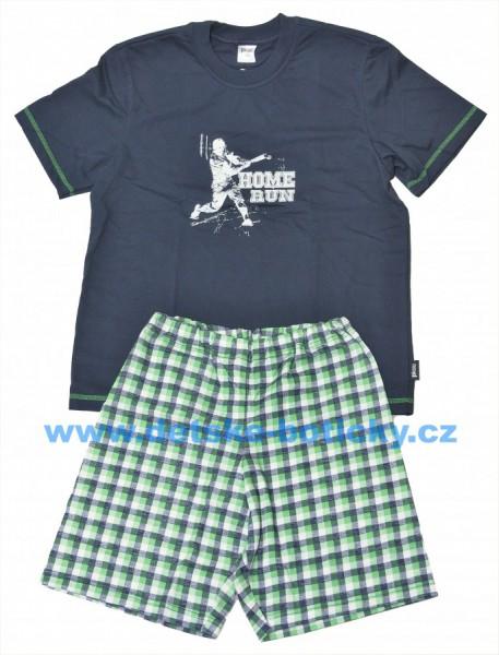 Pleas 144609-804 pyžamo noční modř