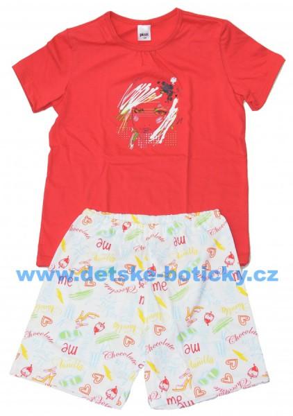 Pleas 150173-500 pyžamo červeníá