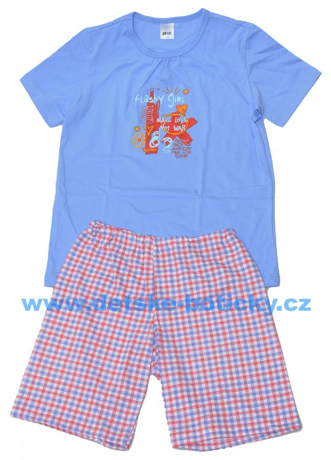 Pleas 150173-800 pyžamo modrá