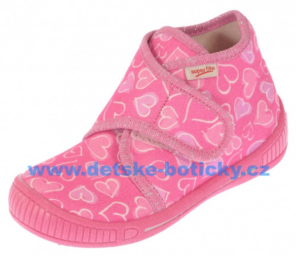 Superfit 5-00253-64 pink kombi